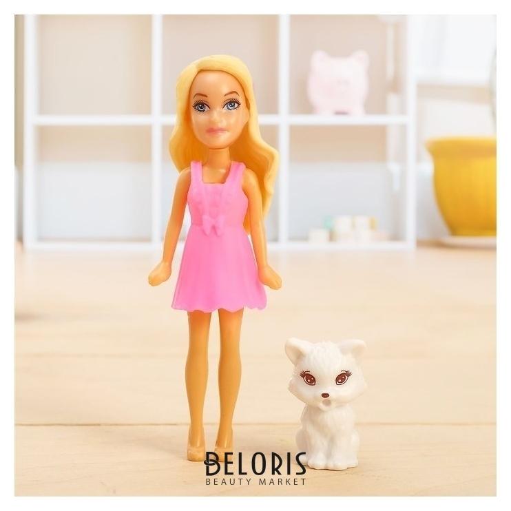 Кукла модная Лили с аксессуарами КНР Игрушки