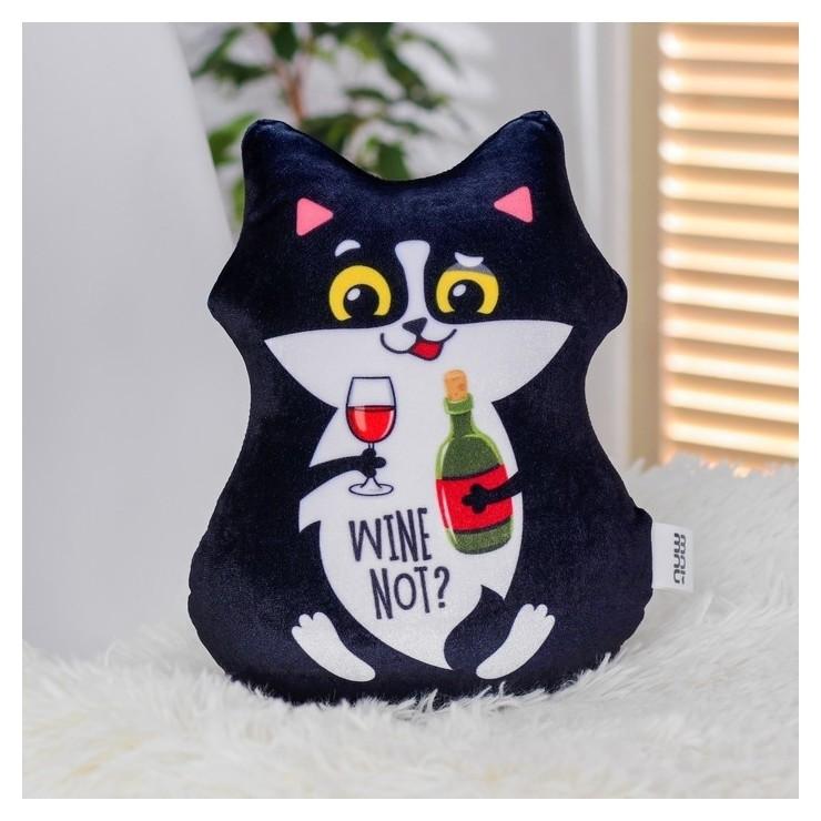 Игрушка антистресс Wine Not  Mni mnu