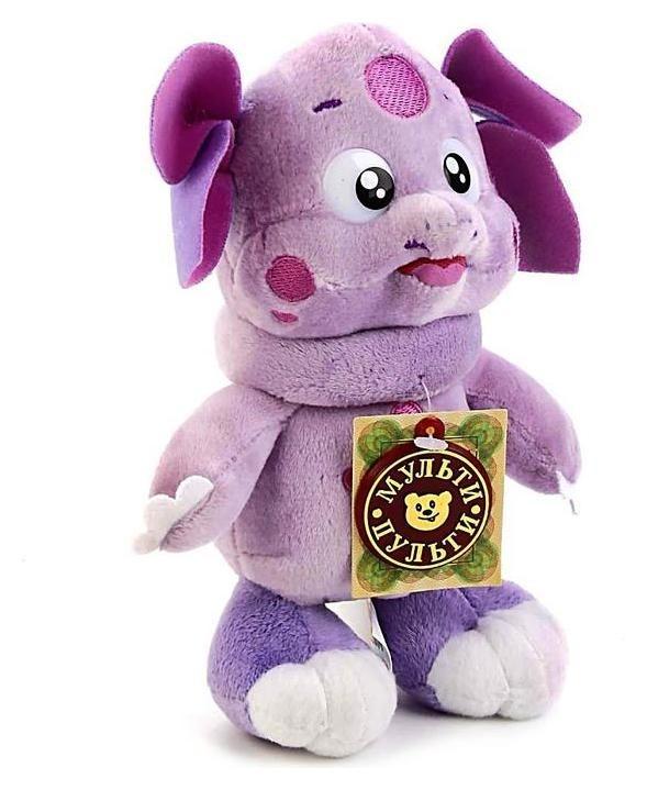 Мягкая игрушка Лунтик  Мульти-пульти