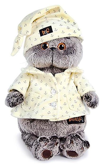 Мягкая игрушка Басик в пижаме  Басик и Ко