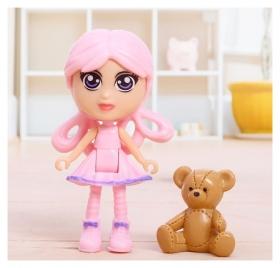 Кукла-малышка Джессика с аксессуарами