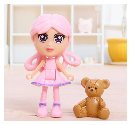 Кукла-малышка Джессика с аксессуарами  КНР Игрушки