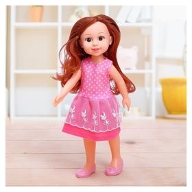 Кукла Наташа в платье