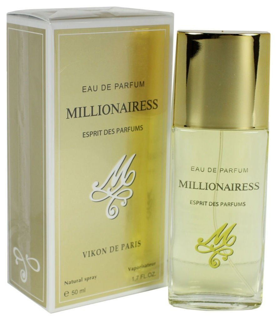 Парфюмерная вода Миллионерша Millionairess  Новая Заря