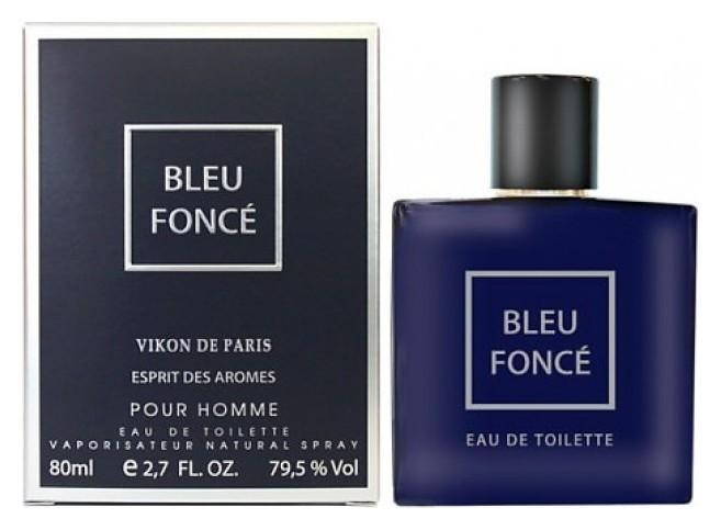 "Туалетная вода ""Bleu fonce""  Новая Заря"