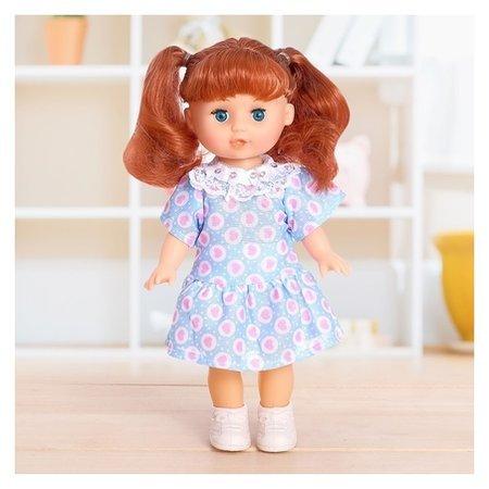Кукла Даша в платье  КНР Игрушки