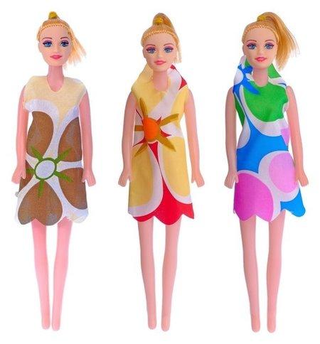 Куклы модели Красотки - набор  КНР Игрушки