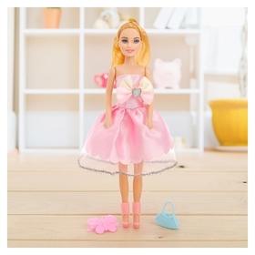Кукла модель Даша в платье