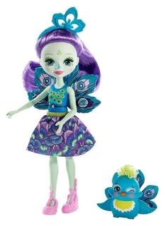 Кукла Энчантималс с любимым зверёнком  Mattel