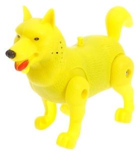 Развивающая игрушка «Бегающая собачка», микс