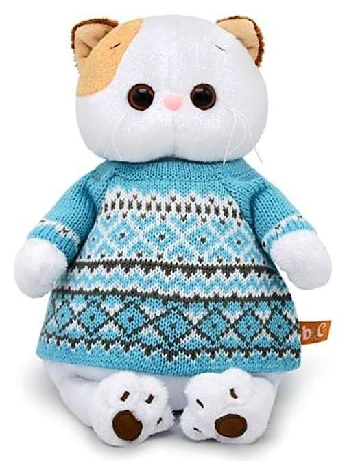 Мягкая игрушка Ли-Ли в свитере 24 см  Басик и Ко