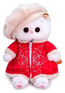 Мягкая игрушка Ли-Ли BABY в костюме со снежинкой 20 см