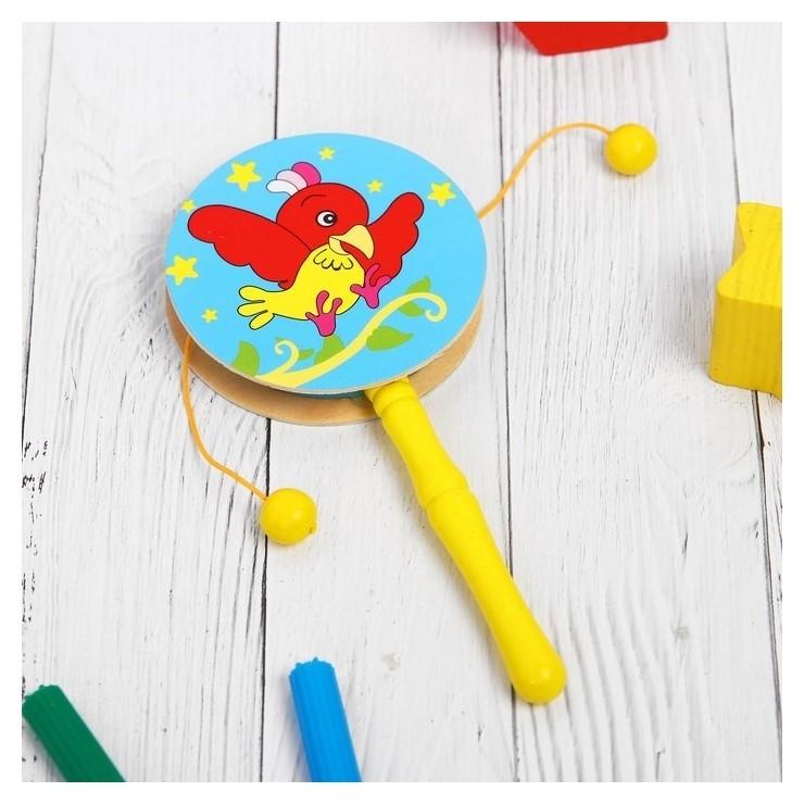 Музыкальная игрушка «Колотушка» микс  Лесная мастерская