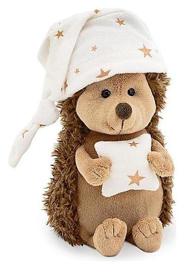 Мягкая игрушка «Ёжик Колюнчик: Сладкие сны» 20 см  Orange toys