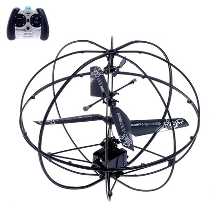 Летающий шар НЛО  КНР Игрушки