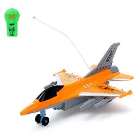 Самолет радиоуправляемый «Истребитель»