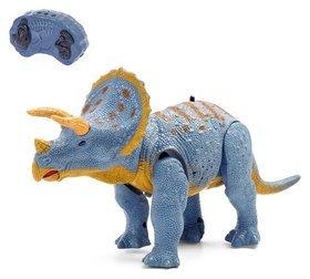 Динозавр радиоуправляемый Трицератопс