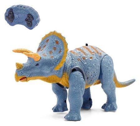 Динозавр радиоуправляемый Трицератопс  КНР Игрушки