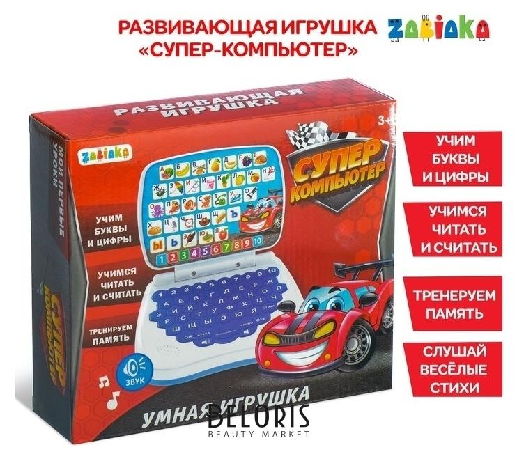 Обучающий компьютер Гонщик №1 Zabiaka