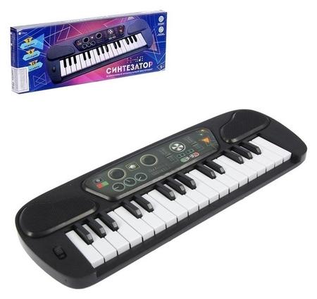 Синтезатор «Музыкант», 19 клавиш  Zabiaka