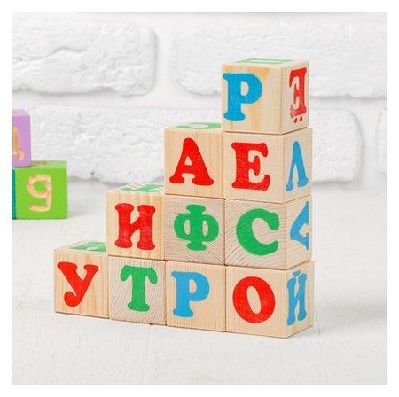 Кубики «Алфавит» 12 элементов  Томик