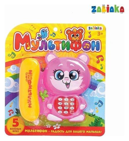 Телефон стационарный «Кошка» Zabiaka