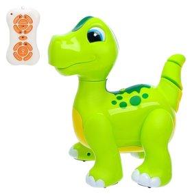 Робот радиоуправляемый Динозаврик