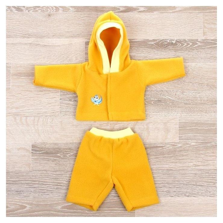Одежда для кукол и пупсов Курточка тёплая и брючки  Colibri
