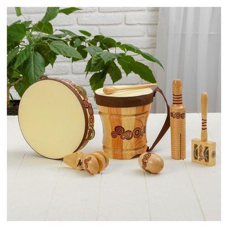 Набор музыкальных игрушек, 22×23×22 см  КНР Игрушки