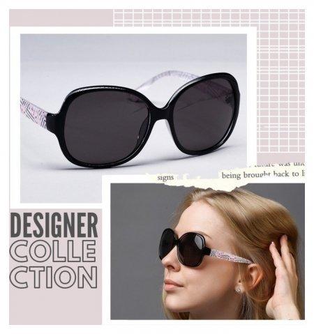 Очки солнцезащитные Geometric Fashion  КНР
