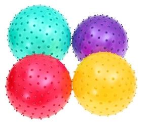 Мячик массажный матовый