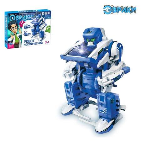 Конструктор Робот 3 в 1  Эврики