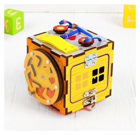 Развивающая игра Бизи-кубик  Тимбергрупп