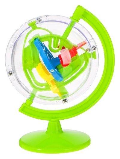 Игрушка логическая Лабиринтус-глобус   КНР Игрушки