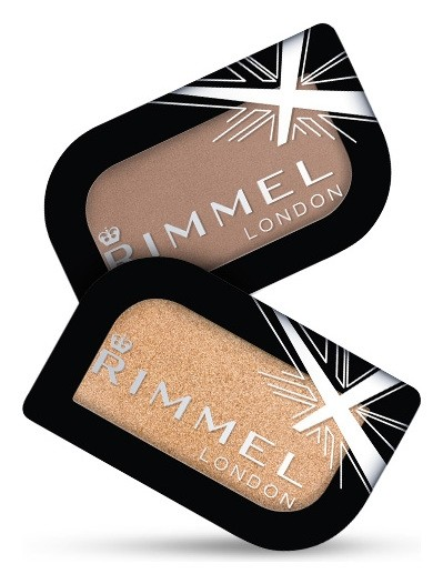 "Тени для век ""Magnif eyes mono eye shadow""  Rimmel"