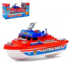 Катер «Патрульная лодка»