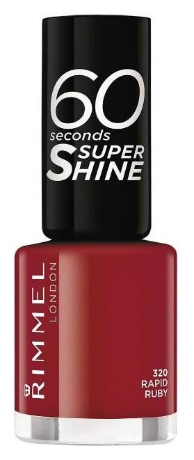 Лак для ногтей 60 seconds  Rimmel
