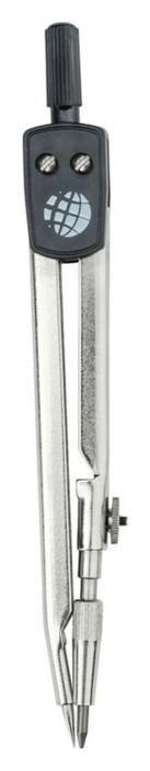 Циркуль металлический, L - 125 мм  Globus