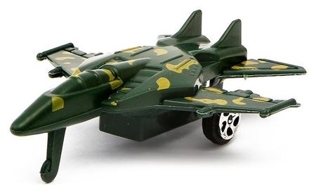 Самолёт инерционный «Бомбардировщик»