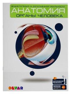 Энциклопедия 4D в дополненной реальности Анатомия: органы человека  Devar