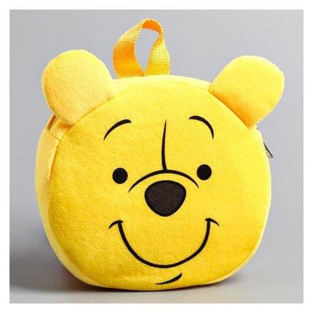 Рюкзак детский плюшевый Медвежонок Винни и его друзья  Disney