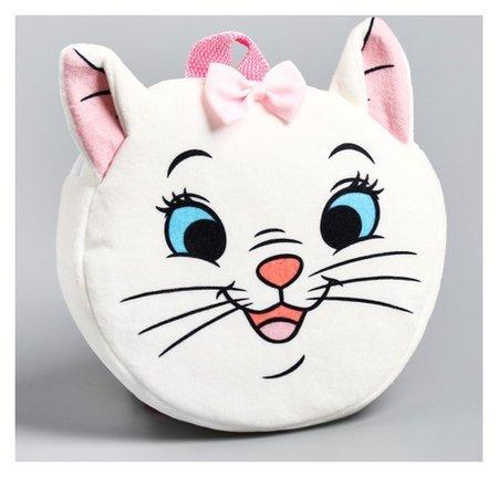 Рюкзак детский плюшевый Коты Аристократы  Disney