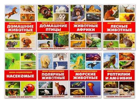 Мини-энциклопедии Мир животных