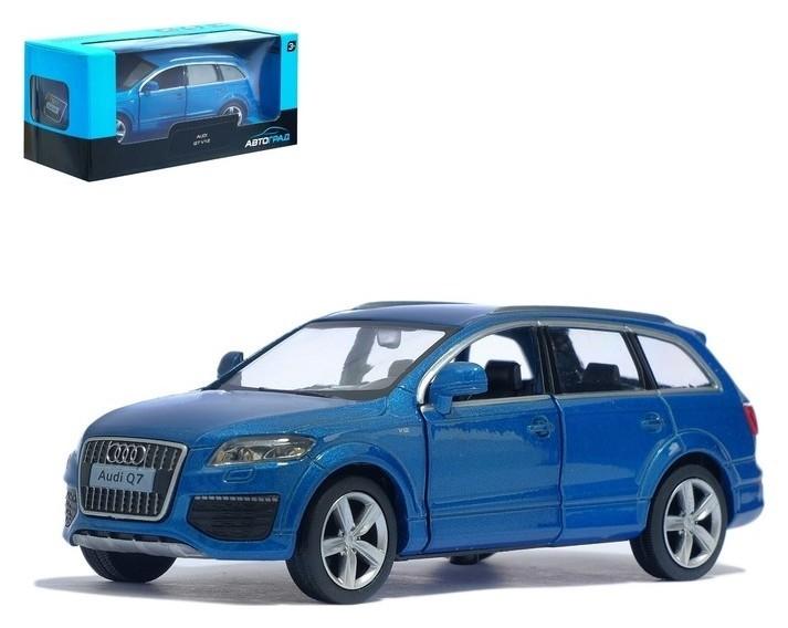 Машина Audi Q7 V12  Автоград