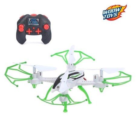 Квадрокоптер радиоуправляемый Skydrone, работает от аккумулятора, микс  Woow toys