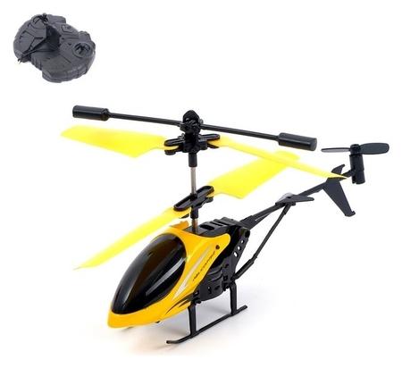 Вертолёт радиоуправляемый «Крутой вираж», микс  Woow toys