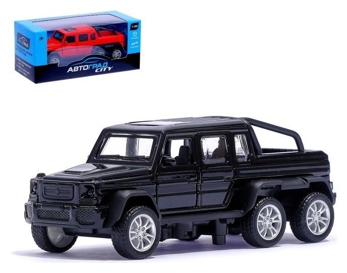 Машина «Гелик 6х6»  Автоград