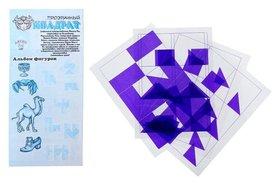 Развивающая игра Прозрачный квадрат