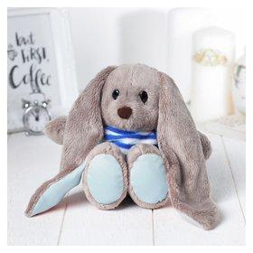 Мягкая игрушка заяц Lu морячок