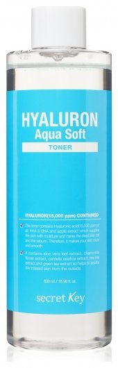 Тонер гиалуроновый Hyaluron Aqua Soft Toner  Secret Key